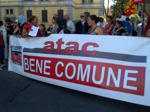 Testo del contratto di servizio ATAC