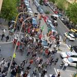 Critical mass a Roma