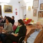 da sx: Thaya Passarelli (Carteinregola.it), Anna Bianchi (Carteinregola.it), Umberto Croppi (già assessore alla cultura del Comune di Roma)