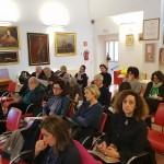 da sx, lo staff legale di Cild: Debora Maidecchi, Romina D'Ambrosio, Gabriella Arcuri