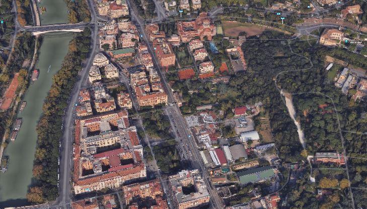Borghetto Flaminio: la periferia dietro piazza del Popolo – CILD Centro d'Iniziativa per la Legalità Democratica